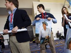 cpac: young conservatives steal the show